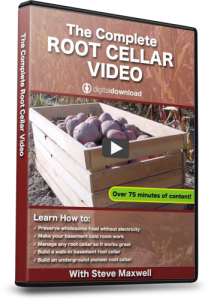 Complete Root Cellar Video Course...