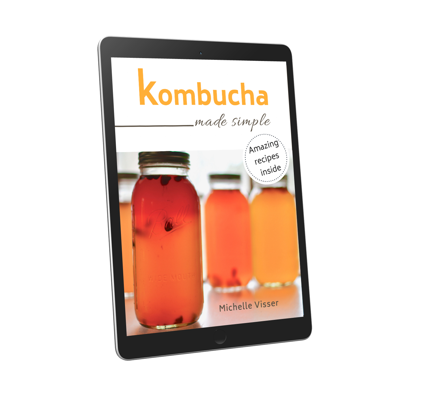 Kombucha Made Simple...
